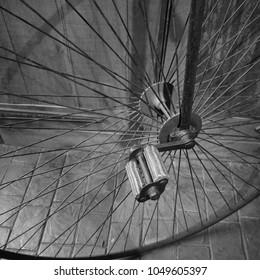 Penny Farthing Big Wheel
