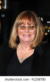 """Penny Marshall at the """"New Year's Eve"""" Los Angeles Premiere, Chinese Theater, Hollywood, CA 12-05-11"""