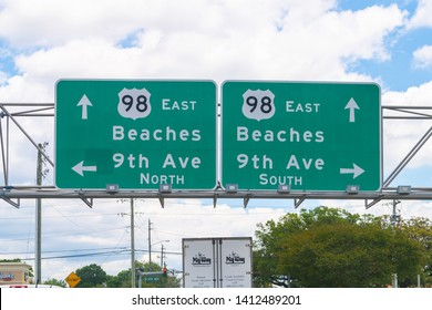 Route 98 Images, Stock Photos & Vectors | Shutterstock
