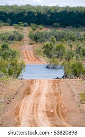 Pentecost River crossing, Gibb River Road, Western Australia