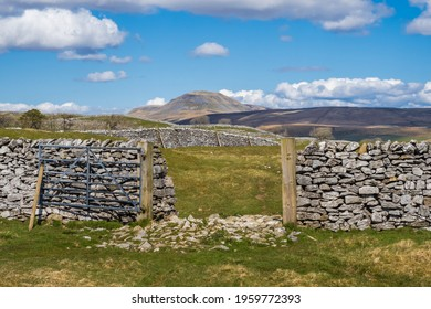 Pen-y-ghent or Penyghent is a fell in the Yorkshire Dales, England. It is the lowest of Yorkshire's Three Peaks at 2,277 feet; the other two being Ingleborough and Whernside.