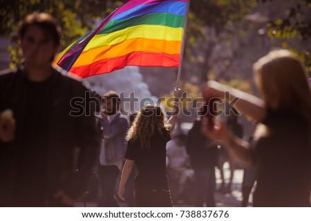 Queer lesbo seksiä
