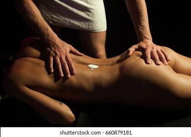 erotic back massage
