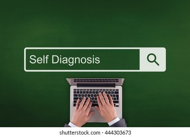 PEOPLE COMMUNICATION HEALTHCARE  SELF DIAGNOSIS TECHNOLOGY SEARCHING CONCEPT