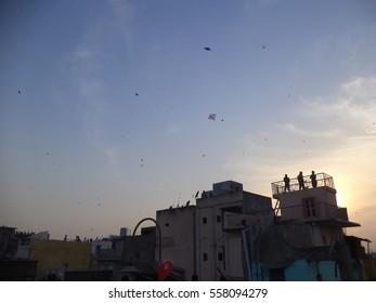 Uttarayan Images, Stock Photos & Vectors | Shutterstock