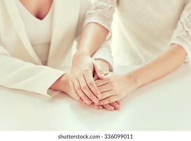 Lesbian lotion massage