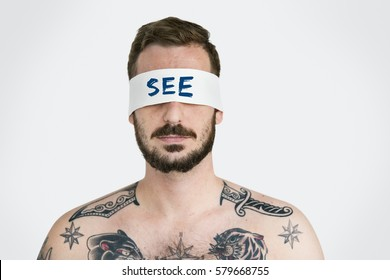 People Person See Observe Look