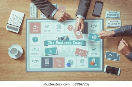Business Game Images Stock Photos Vectors Shutterstock