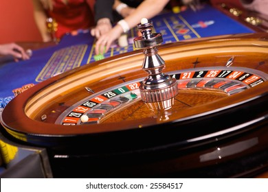 People playing roulette 2