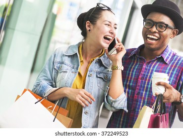 Image result for shopping people