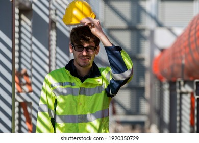 People take out halmet on si - Shutterstock ID 1920350729