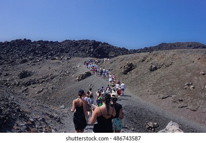 Royalty Free Santorini Volcano Stock Images Photos