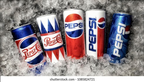 PEPSI Generations in Thailand 8 May 2018