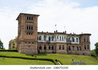 Perak, Malaysia - Circa March 201i : Kellie's Castle located in Batu Gajah Perak. The unfinished, ruined mansion, was built by a Scottish planter named William Kelly Smith. - Image