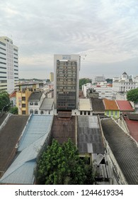 Perak, Malaysia - November 9, 2018 : Street scene of Ipoh, Perak.