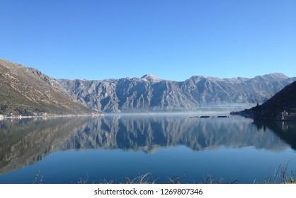 Perast. In Montenegro near Kotor