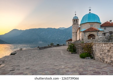 Perast - Our Lady of the Rocks - Montenegro