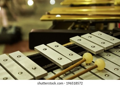 Percussion Instruments ( Xylophone ).