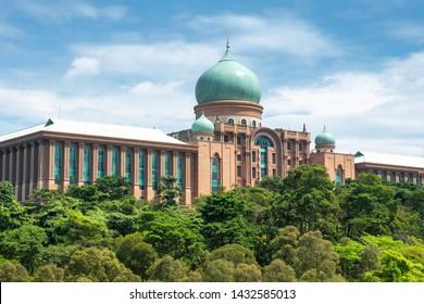 The Perdana Putra , Putrajaya , Malaysia
