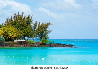 Pereybere Beach, Mauritius
