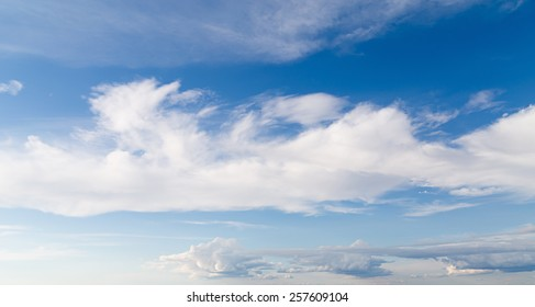 Perfect clouds
