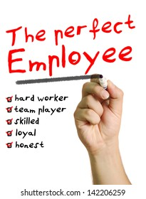 The perfect employee