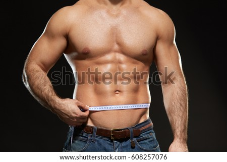 Male Abs Naked