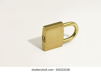 Perfect for padlocks, strong keys, security, white background, clipping, Japan