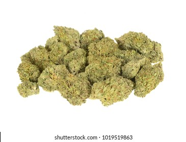 Perfect retail Trimmed Product of Indica strain