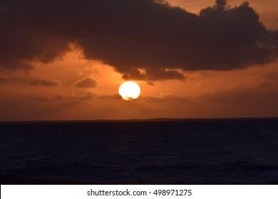Perfect Sunrise Moment