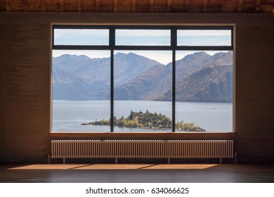perfect view from window