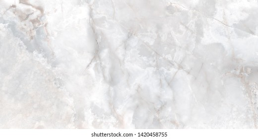perfect white onyx marble stone background, shell or nacre texture