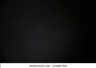 Perforated metal - chrome, steel, iron, silver, texture seamless pattern background, dotted vector metallic backdrop.