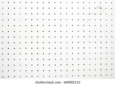 perforated plate wood texture background