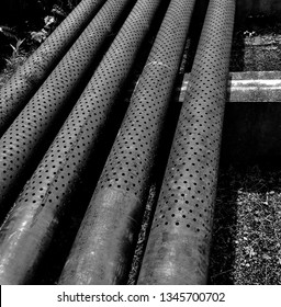 Perforated Small Diameter Pipe