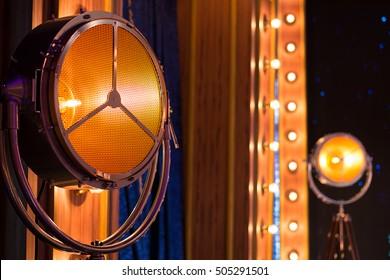 Performance Hall Stage Lights