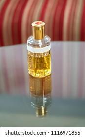 Perfume attar bottle