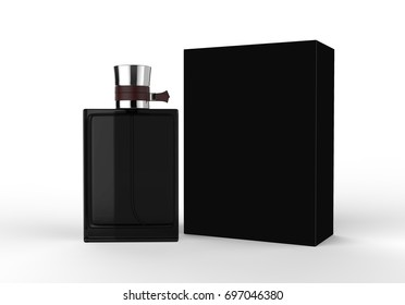 Perfume pack images stock photos vectors shutterstock for Cologne box template