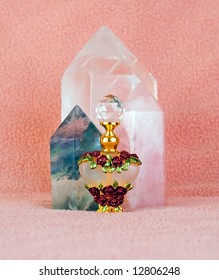 Perfume and Crystals