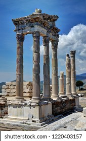 Pergamon Ancient City from Izmir