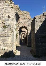 Pergamon city, Turkey