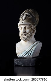 "Pericles was Ancient Greek statesman , orator and general of the 5th century BC , known as the "" Golden Age "". (495-429) BC"