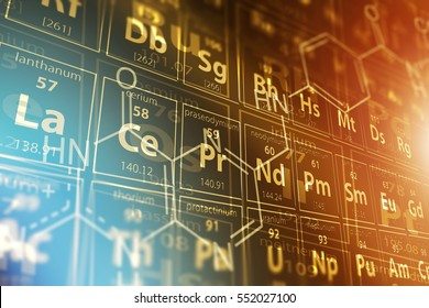 Silver periodic table stock images royalty free images vectors periodic table science concept 3d rendered illustration chemistry theme urtaz Gallery