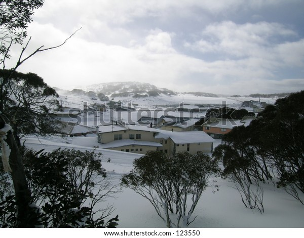 The Perisher Valley