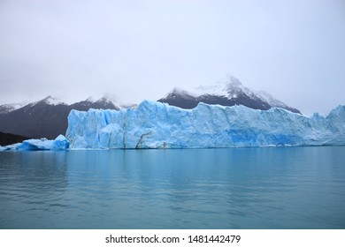"""Perito Moreno Glaciar"" in Patagonia Argentina. One of the most impressive Glaciar from its size and the noise that it generates!"
