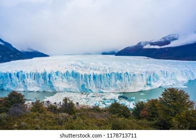 Perito Moreno Glacier, Patagonia - Argentina.