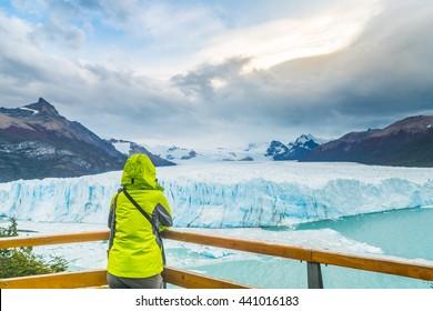 Glaciar Perito Moreno, Patagonia, El Chalten - Argentina