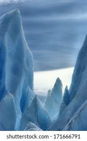Perito Moreno glacier in Patagonia (Los Glaciares National Park), Argentina