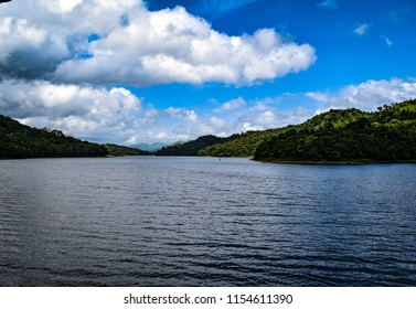 Periyar Lake, Thekkady, Kerala. Boating in Periyar lake is recommended when you visit Thekkady