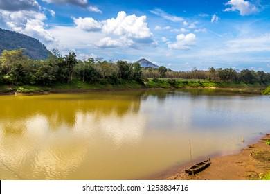 Periyar River, Thattekad, Kerala